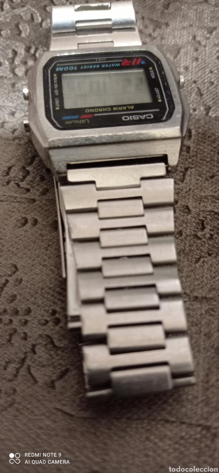 Relojes - Casio: RELOJ CASIO ALARMA CHRONO WATER RESIST 100M 549-W780 - Foto 8 - 226139420