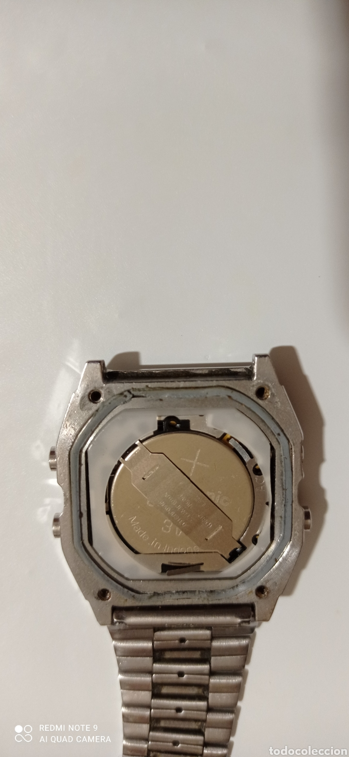 Relojes - Casio: RELOJ CASIO ALARMA CHRONO WATER RESIST 100M 549-W780 - Foto 13 - 226139420
