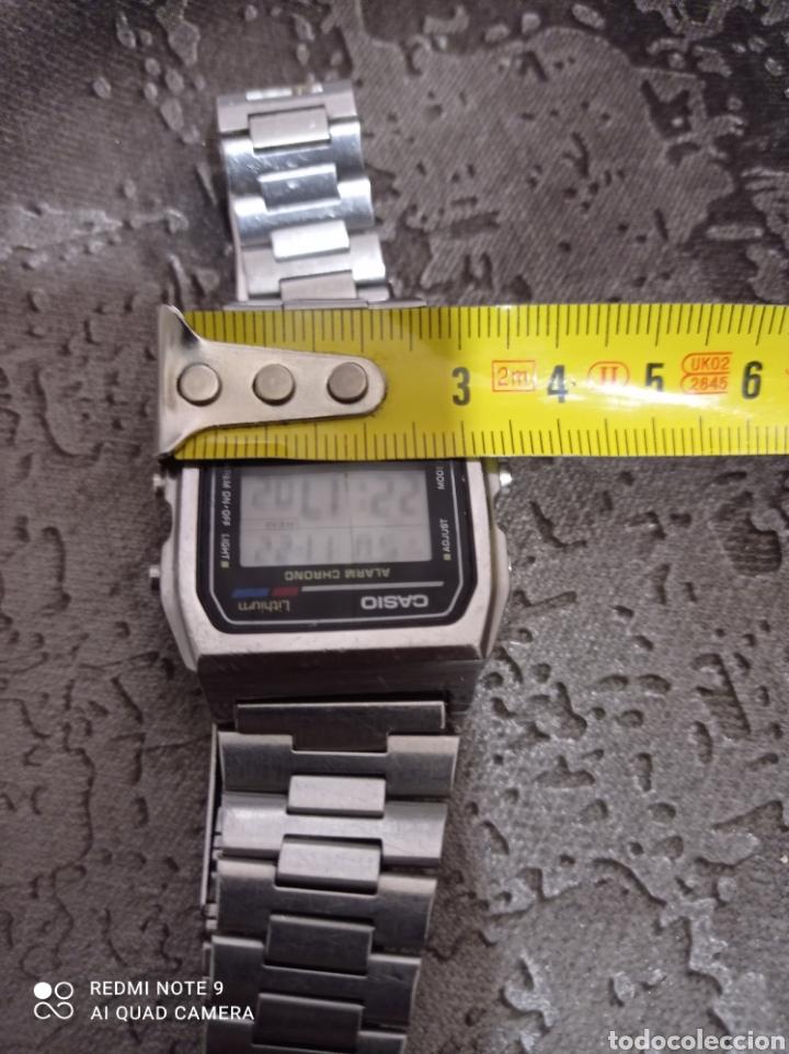 Relojes - Casio: RELOJ CASIO ALARMA CHRONO WATER RESIST 100M 549-W780 - Foto 10 - 226139420