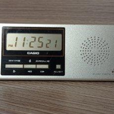 Relojes - Casio: RELOJ CASIO DEGITAL DESPERTADOR- POCKET CUARTZ -PQ 20. Lote 226153071