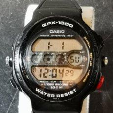 Montres - Casio: RELOJ CASIO GPX-1000. Lote 226276230