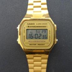 Relojes - Casio: CASIO RELOJ UNISEX A168. Lote 226397425