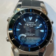 Relojes - Casio: RELOJ CASIO MARINE GEAR -DESCONOZCO SU ESTADO ACTUAL DE FUNCIONAMIENTO- (T1). Lote 226955780