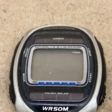 Relojes - Casio: RELOJ CASIO SOLAR VL 20 VINTAGE PARA PIEZAS. Lote 226966850