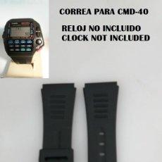 Relojes - Casio: CASIO CMD-40, CORREA GENERICA EXACTA AL MODELO.. Lote 226989525