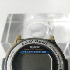 Relojes - Casio: CASIO DATABANK. Lote 228002930