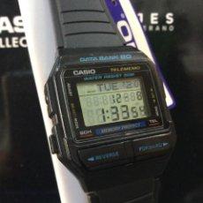 Relojes - Casio: RELOJ CASIO DB 80 ¡¡ DATA BANK 80 !! VINTAGE ¡¡AÑOS 80!! (VER FOTOS). Lote 229122775