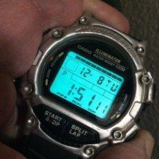 Relojes - Casio: RELOJ CASIO W 782 ¡¡ TACHYMETER !! VINTAGE ¡¡ AÑO 1995 !! (VER FOTOS). Lote 229123060