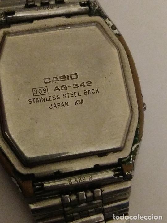 Relojes - Casio: Vintage Casio AQ-321 Module 309 ANALOGIC & Digital Chronograph Watch - Foto 4 - 229353175