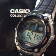 Montres - Casio: RELOJ CASIO AE 2000 R - SPORT 200 M. - (VER FOTOS). Lote 229757265