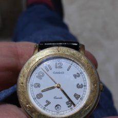 Relojes - Casio: ANTIGUO RELOJ CASIO FUNCIONANDO DE CABALLERO. Lote 229895565