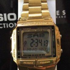 Relojes - Casio: RELOJ CASIO DB 360 GOLD ¡¡ DATA BANK !! (VER FOTOS). Lote 214505266
