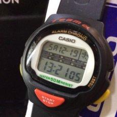 Relojes - Casio: RELOJ CASIO ¡¡ TEAM X !! CALORIAS - VINTAGE - ¡¡¡NUEVO!!!. Lote 231069180