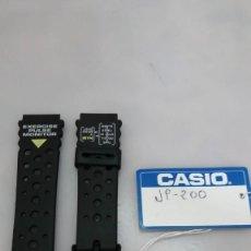 Relojes - Casio: CORREA CASIO JP-200 ORIGINAL, NEW, NUEVA, NOS JAPAN. Lote 231157265