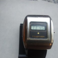 Relojes - Casio: RELOJ CASIO CASIOTRON 06-501 LADY. MADE IN JAPAN 1976. Lote 231199470