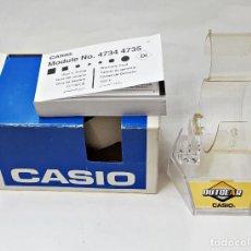 Relojes - Casio: CAJA CABALLETE CASIO AMW-705D-1AVDF NUEVA.. Lote 231812880