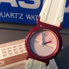 Relojes - Casio: RELOJ CASIO DE SRTA. LQ 23 - JAPAN - ¡¡ VINTAGE AÑOS 80 !! ¡¡NUEVO!! (VER FOTOS). Lote 232200770