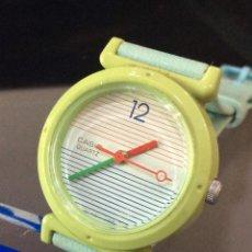 Relojes - Casio: RELOJ CASIO DE SRTA. LQ 21 - JAPAN - ¡¡ VINTAGE AÑOS 80 !! ¡¡NUEVO!! (VER FOTOS). Lote 232201900