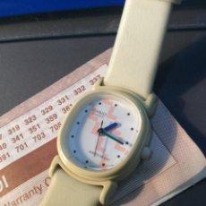 Relojes - Casio: RELOJ CASIO DE SRTA. LQ 62 - JAPAN - ¡¡ VINTAGE AÑOS 80 !! ¡¡NUEVO!! (VER FOTOS). Lote 232205760