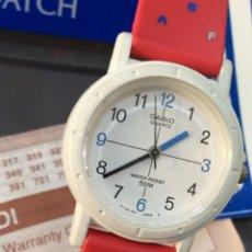 Relojes - Casio: RELOJ CASIO DE SRTA. LX 17 R ¡¡ VINTAGE AÑOS 90 !! ¡¡NUEVO!! (VER FOTOS). Lote 232212925