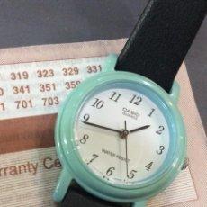 Relojes - Casio: RELOJ CASIO DE SRTA. LQ 111 A ¡¡ VINTAGE AÑOS 90 !! ¡¡NUEVO!! (VER FOTOS). Lote 232215295