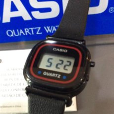 Relojes - Casio: RELOJ CASIO DE SRTA. L 40 N ¡¡ DIGITAL !! VINTAGE AÑOS 80 ¡¡NUEVO!! (VER FOTOS). Lote 232217070