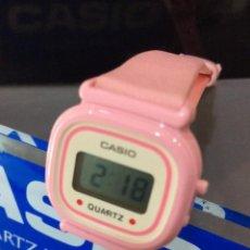 Relojes - Casio: RELOJ CASIO DE SRTA. L 40 R ¡¡ DIGITAL !! VINTAGE AÑOS 80 ¡¡NUEVO!! (VER FOTOS). Lote 232217235