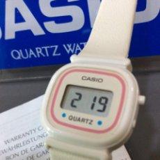 Relojes - Casio: RELOJ CASIO DE SRTA. L 40 B ¡¡ DIGITAL !! VINTAGE AÑOS 80 ¡¡NUEVO!! (VER FOTOS). Lote 232218040