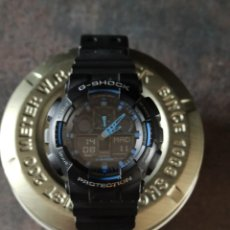 Relojes - Casio: RELOJ CASIO G-SHOCK PROTECTION RESIST 200 METER. Lote 233096175