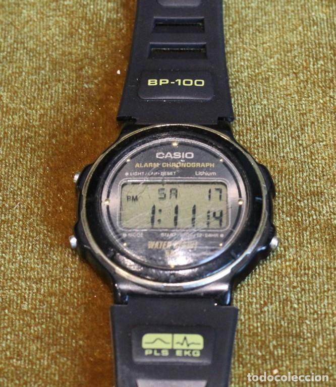 Relojes - Casio: Reloj Casio modelo W76,módulo 593 Ensamblado en Corea. - Foto 2 - 234918810