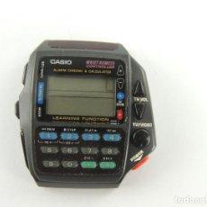 Relojes - Casio: VINTAGE RELOJ CASIO CALCULADORA MANDO A DISTANCIA CMD 40 OBJETO DE COLECCIÓN. Lote 235027735