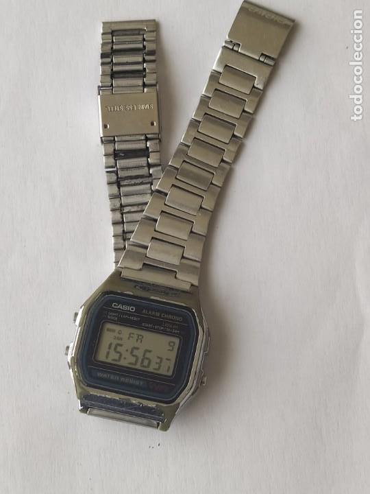 Relojes - Casio: Reloj CASIO ALARM CRONO WATER RESIST ORIGINAL FUNCIONA PERFECTAMENTE - Foto 2 - 235289895