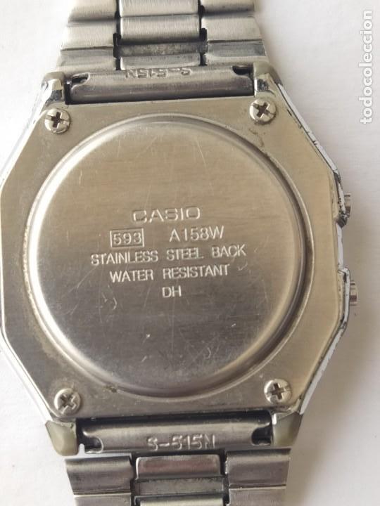 Relojes - Casio: Reloj CASIO ALARM CRONO WATER RESIST ORIGINAL FUNCIONA PERFECTAMENTE - Foto 3 - 235289895