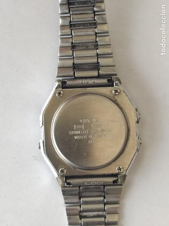 Relojes - Casio: Reloj CASIO ALARM CRONO WATER RESIST ORIGINAL FUNCIONA PERFECTAMENTE - Foto 8 - 235289895