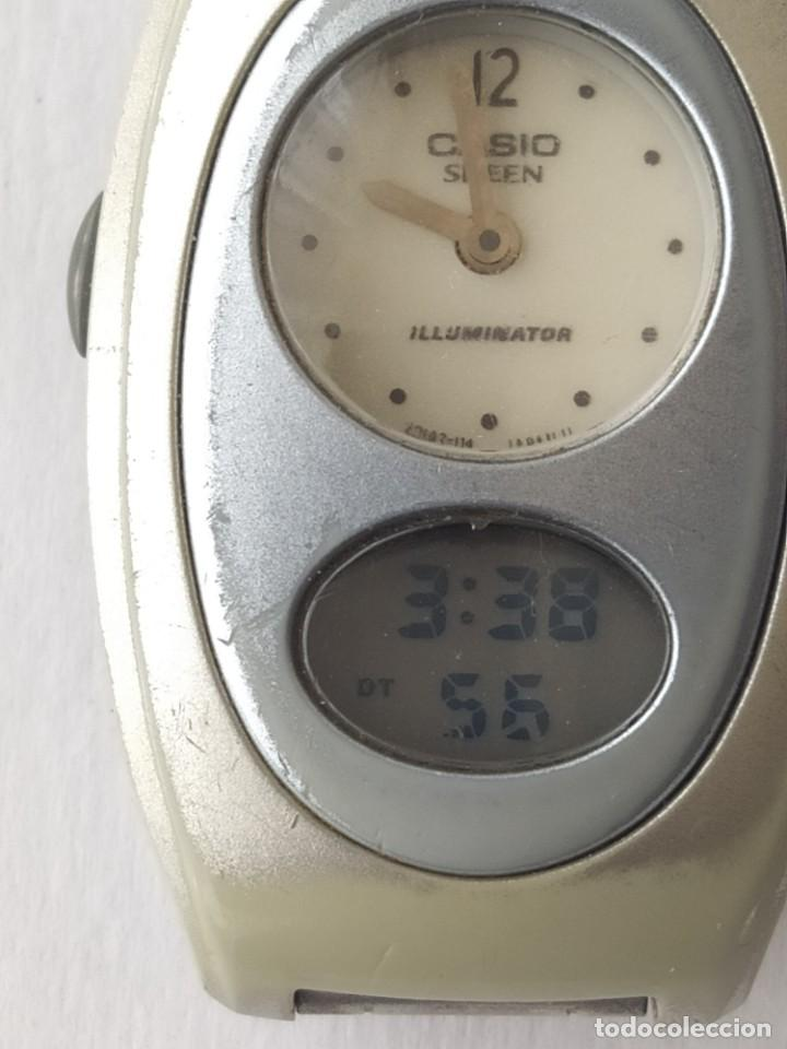 Relojes - Casio: Reloj CASIO SHEEN ILLUMINATOR ORIGINAL - Foto 2 - 235291830