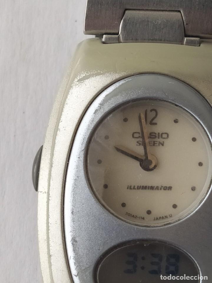 Relojes - Casio: Reloj CASIO SHEEN ILLUMINATOR ORIGINAL - Foto 3 - 235291830