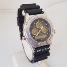 Relojes - Casio: CASIO SPEED MEMORY 100 384 AW-503 ACERO. Lote 235924515