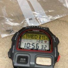 Relojes - Casio: RELOJ CASIO BP 100 PARA ARREGLARLO PIEZAS FUNCIONA PERO SENSOR NO VA. Lote 236107665