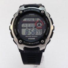 Relojes - Casio: CASIO ILLUMINATOR 200 M. Lote 236304265