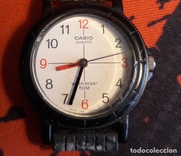 RELOJ SEÑORA CASIO.LRW-12.. VINTAGE. (Relojes - Relojes Actuales - Casio)