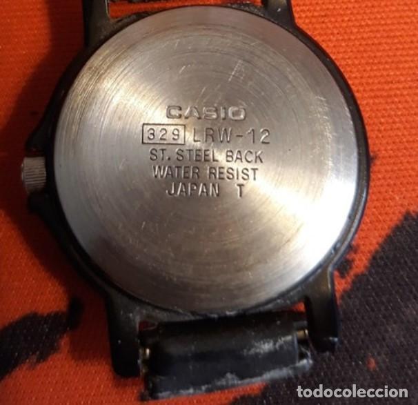 Relojes - Casio: RELOJ SEÑORA CASIO.LRW-12.. VINTAGE. - Foto 2 - 236447100
