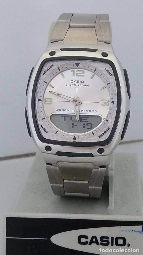 CASIO AW-81 MAQUINA JAPAN. (Relojes - Relojes Actuales - Casio)