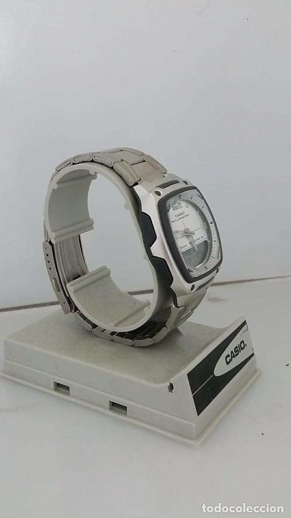 Relojes - Casio: CASIO AW-81 MAQUINA JAPAN. - Foto 2 - 236512680