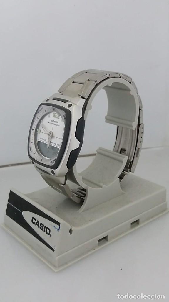Relojes - Casio: CASIO AW-81 MAQUINA JAPAN. - Foto 3 - 236512680
