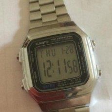Relojes - Casio: RELOJ CASIO WR DUAL TIME 3234 A 178 W. Lote 237659965