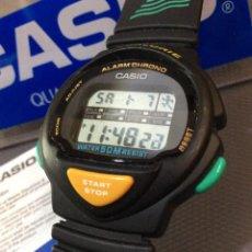 Relojes - Casio: RELOJ CASIO LJC 10 ¡¡ JOG & CALORIE !! VINTAGE !!NUEVO!! (VER FOTOS). Lote 237754730