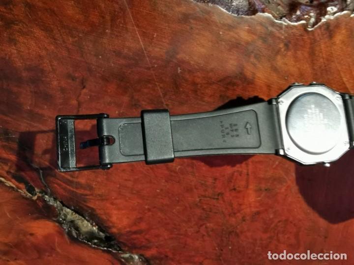 Relojes - Casio: RELOJ DE QUARTZ CASIO MODELO F 91 W FUNCIONANDO SEMI NUEVO - Foto 4 - 238855795