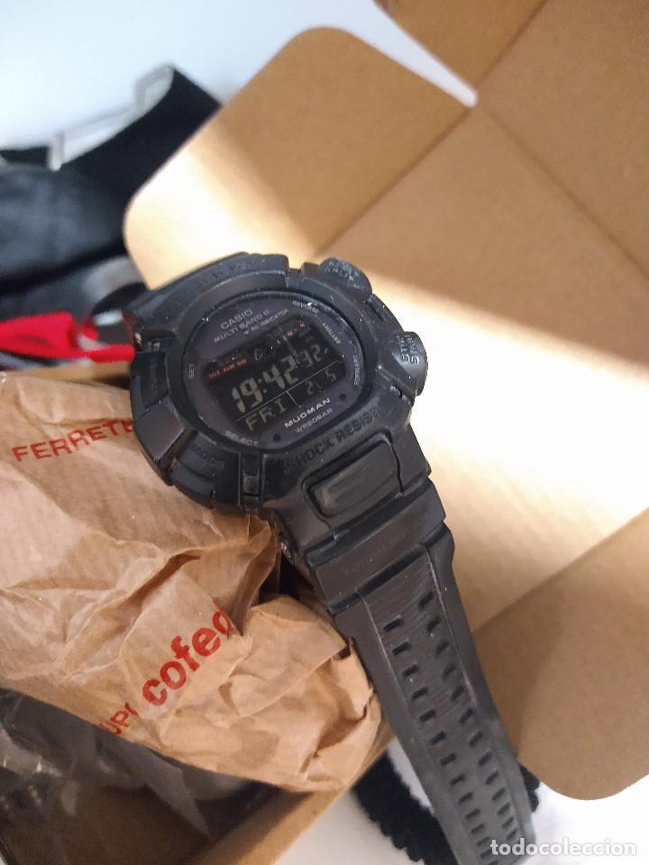 Relojes - Casio: CASIO GSHOCK GW-9010mb MUDMAN - Foto 2 - 239695315