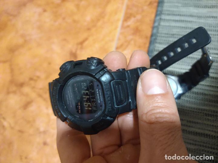 Relojes - Casio: CASIO GSHOCK GW-9010mb MUDMAN - Foto 5 - 239695315