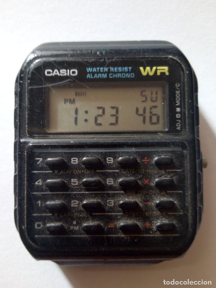 RELOJ CALCULADORA CASIO 437 CA-53W WR / CASIO CALCULADORA (Relojes - Relojes Actuales - Casio)